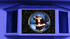 Virtual Snow Globes In Motion WINDOW DVD Projection VIDEO Disc CHRISTMAS Holiday