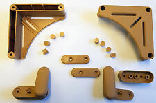 TABLE STORAGE HOLDING BRACKET KIT BEIGE - CAMPERVAN/CARAVAN/MOTORHOME/VW T5
