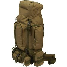 Outdoor Mountaineer Hiking Backpack, Men Camp Trekk Day Pack Internal Frame Bag