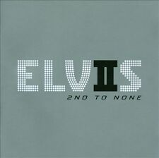 FREE US SH (int'l sh=$0-$3) NEW CD ELVIS PRESLEY: ELVIS PRESLEY/2ND TO NONE