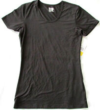 Weatherproof 32 Degrees Cool Ladies Black T-shirt XL Sports Running Top New