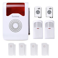 Smart Alarm System Home Burglar Security Intruder Home Wireless Alarm Kit