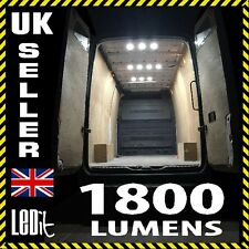 Renault Master MK3 10-on Super Bright Van Back Interior Load LED Light Kit