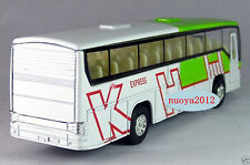 1/32 School Luxury Bus Vehicle Model W/light&sound Alloy Diecast Toys Car Gifts