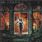 IN FLAMES WHORACLE KOREAN EDITION CD MINT CONDITION 3 BONUS TRACKS