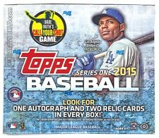 2015 Topps  Baseball Series 1, 2, and Update Inserts; Pick 10