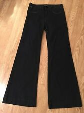 Women's Lofli Limited Edition Flare Jeans Sz 30long Inseam 34 Euc