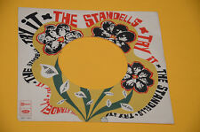 """7"""" 45 STANDELLS TRY IT 1° ST ORIG ITALY 1967 EX SOLO COPERTINA FORATA ONLY COVER"""