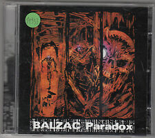 BALZAC - paradox CD + DVD
