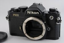 [Excellent+++] Nikon FM2N 35mm SLR Film Camera Black Body Only From Japan #03011
