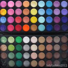 120 #72-2XP 72 Shining Color Eyeshadow Palette Set Makeup Eye shadow Palette Kit