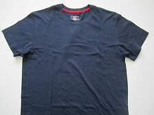 NWT POLO RALPH LAUREN Men Solid T-Shirt Undershirt Navy Blue Size M
