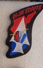 U.S.ARMY  PATCH  2ND INFANTRY DIVISION IM JIN SCOUTS PATCH,1980'S-90'S