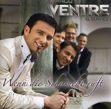 Marco Ventre & Band - Wenn Die Sehnsucht Ruft - CD