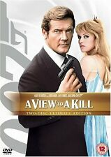 A View To A Kill [DVD] Roger Moore, Christopher Walken, John Glen New and Sealed
