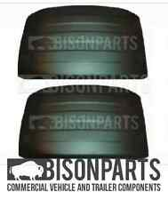 Pair of VOLVO FH10 FH12 FH16 Version 2 (02-09) Rear Wheels Wing Top - 20722652