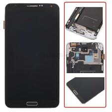 LCD Touch Screen Digitizer + Frame Assembly for Samsung Galaxy Note 3 N900A Gray
