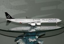 1:200 South African Star alliance Airbus A340-600 diecast model plane A 340