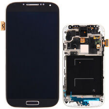 Touch Digitizer Screen + LCD Display + Frame Parts for Samsung Galaxy S4 i9500