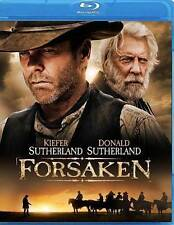 Forsaken [Blu-ray], Excellent DVD, Donald Sutherland, Demi Moore, Kiefer Sutherl