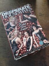 DVD BOXSET * DESPERATE HOUSEWIVES SERIES 2 TWO * DVD SET *