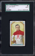 1911-12 C55 Imperial Tobacco #19 Don Smith RC PROOF SGC Authentic
