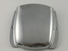 RELIC VINTAGE aged chrome JAZZ BASS bridge cover per Bass Guitars