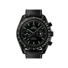 Omega Speedmaster Moonwatch Pitch Negro 311.92.44.51.01.004 - Sin Uso Caja Y Papeles