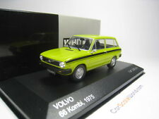 VOLVO 66 KOMBI 1975 1/43 WHITEBOX (YELLOW)