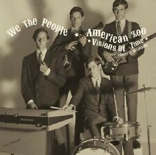 We the People American Zoo Visions of time LP NUOVO OVP