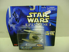 Star Wars MicroMachine Die Cast Ep1 Trade Fed. Droid Starfighter Galoob 1998