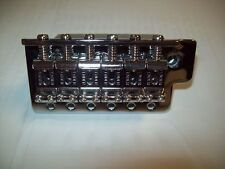 NEW - Genuine Fender Tremolo For Lefty Mexican Strat, 007-1016-000