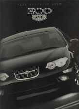 1999 Chrysler 300 M Dealer Sales Brochure