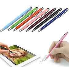 Smart 2-in-1 Universal Touch Screen Pen Stylus For iPhone 7 6S Plus Air Mini