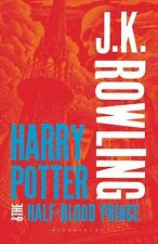 Harry Potter e il Principe Mezzosangue (Harry Potter 6 adulto di copertina), Rowling, J.