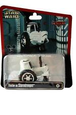 Disney Pixar Cars Star Wars Tractor as Stormtrooper
