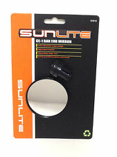 SUNLITE BIKE BICYCLE BAREND BAR END HANDLEBAR MIRROR CE-1 NEW