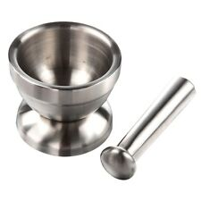 Mortar and Pestle (Stainless Steel) BT