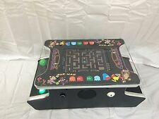 "Ms PacMan Galaga Mini Cocktail Table Arcade Game Multicade Bar Top 10.5"" Monitor"