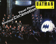 Photo Exploitation Cinéma 21x27cm (1989) BATMAN À SEATTLE Burton Keaton Nicholso