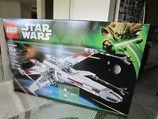 LEGO BRAND NEW SEALED Star Wars UCS Red Five X-wing Starfighter 10240 PCS 1,559