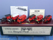 LLEDO VANGUARDS GIFT SET  No.RM1006 ' ROYAL MAIL COLLECTION'  WITH PLINTH   MIB