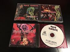 LOT DE 3 CD IRON MAIDEN FM LIVE SPECIAL / Bruce Dickinson's Warm Up Round 5