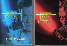 STAR WARS YOUNG JEDI THE JEDI COUNCIL RULES SUPPLEMENT
