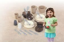 Kitchen Set Pretend Play Step2 LifeStyle Dining Room Pots Pans Childrens Kids