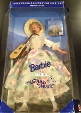 Vintage Barbie Maria Sound of Music Special Edition Hollywood Legends 1995  NEW