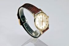 Vintage Girard Perregaux Gent's 14k Solid Gold Watch 9.3 dwt