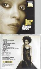 CD--DIANA ROSS -- --- I LOVE YOU [15TRX]