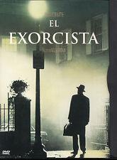 EL EXORCISTA EDICION DVD DE 1999 COLECCIONISMO SOLO SE EDITARON 20 EN ESPAÑA