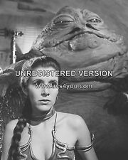 """Carrie Fisher 10"""" x 8"""" Photograph no 35"""